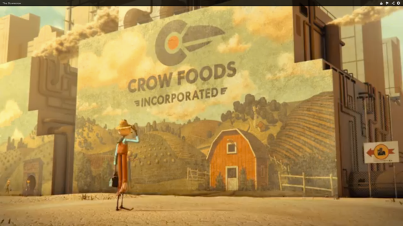Chipotle- Scarecrow video screen shot