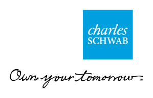 Schwab Logo with lock up
